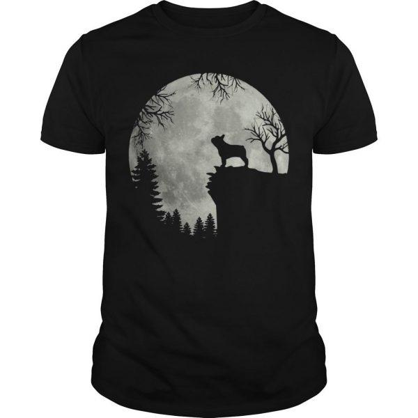 Moon French Bulldog Shirt