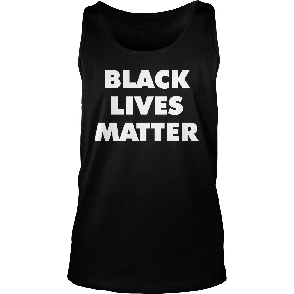 Nba Black Lives Matter Tank Top