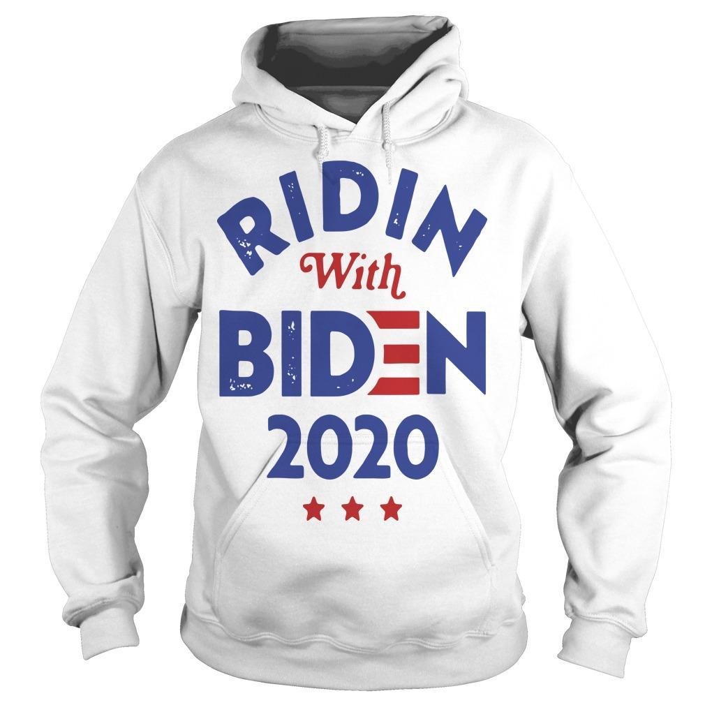 Ridin With Biden Hoodie