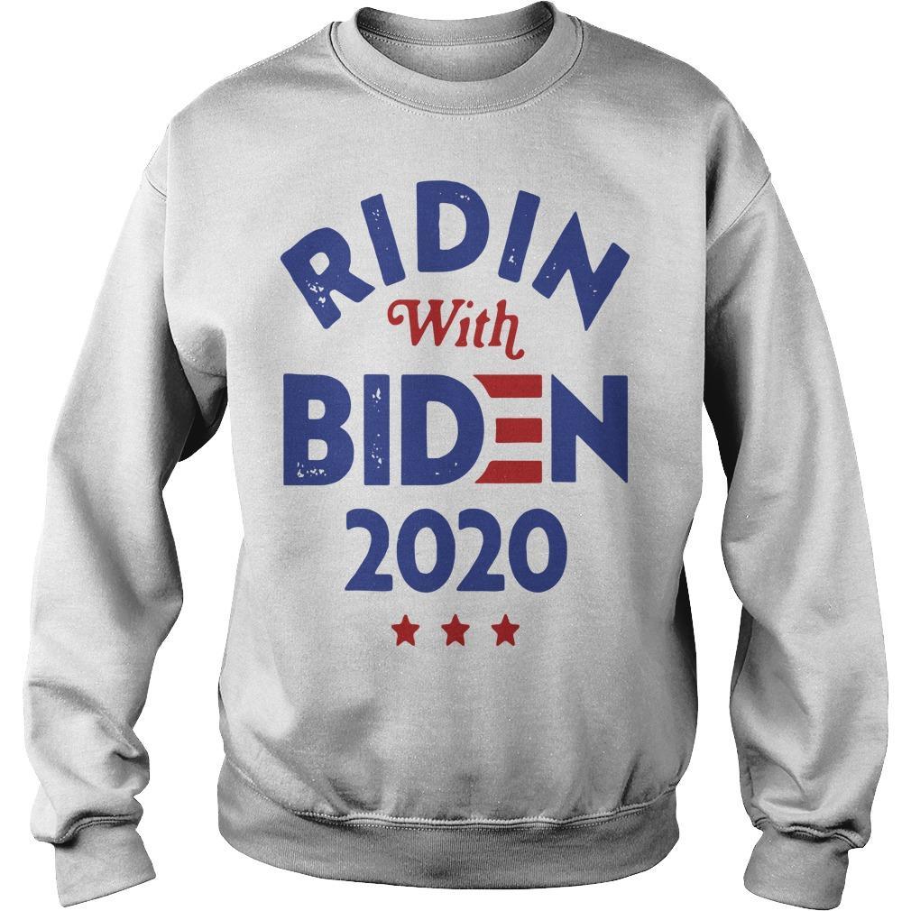 Ridin With Biden Sweater