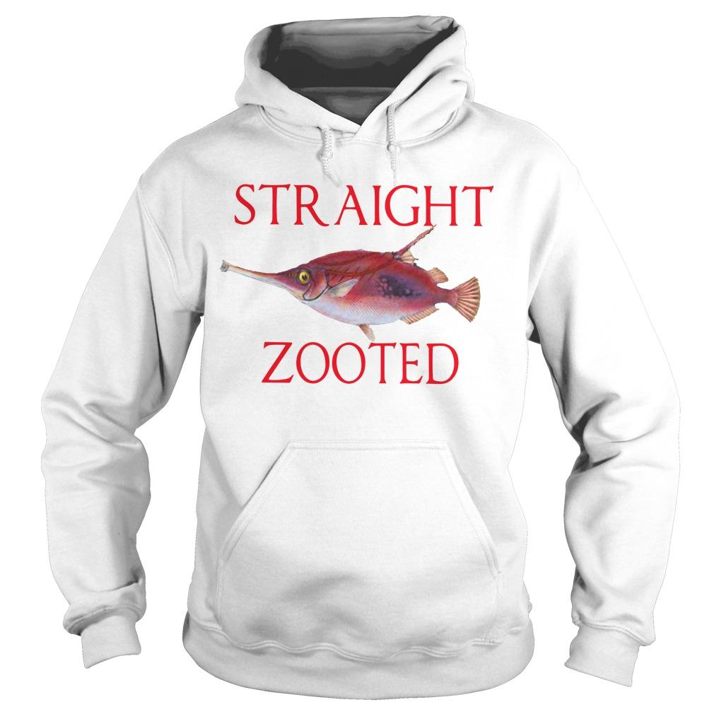 Straight Zooted Hoodie