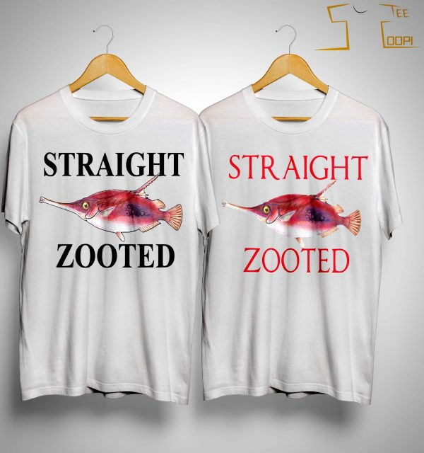 Straight Zooted Shirt