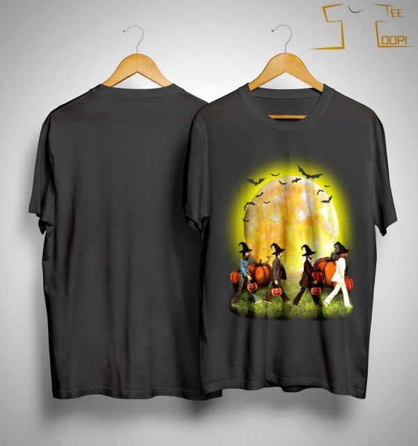 The Beatles Halloween Shirt