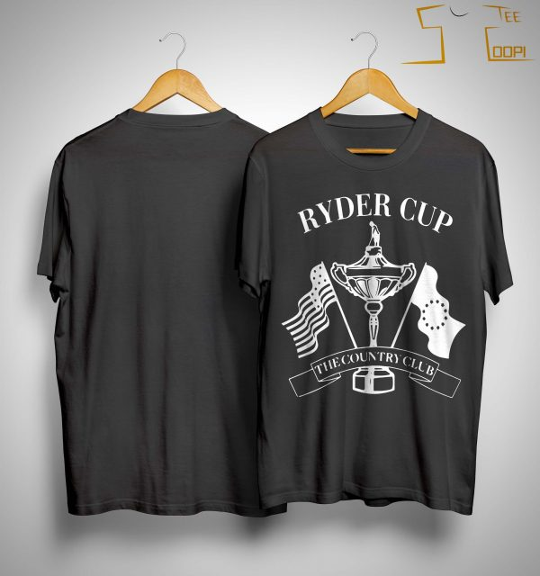 The Country Club 1999 Ryder Cup Shirt