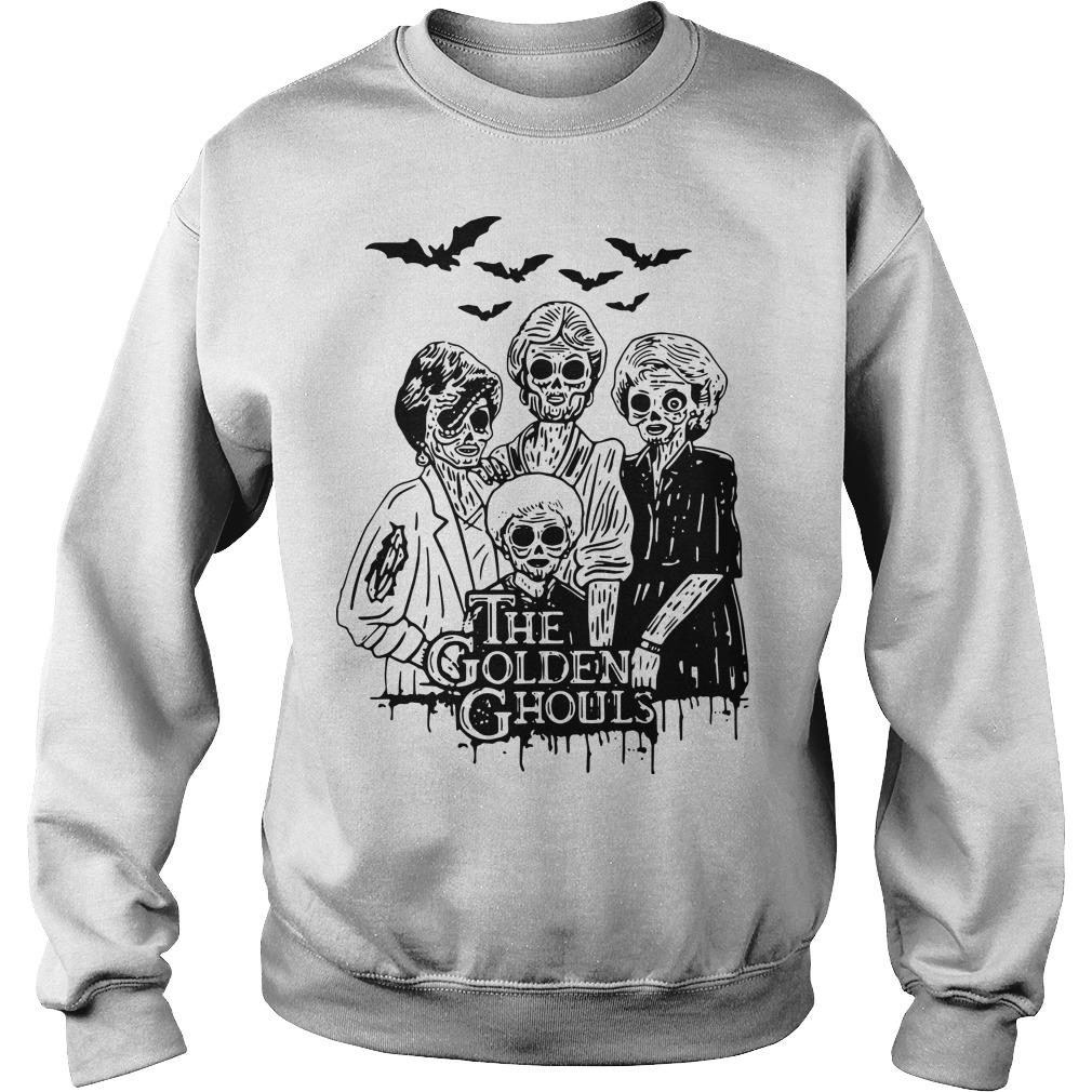 The Golden Ghouls Sweater