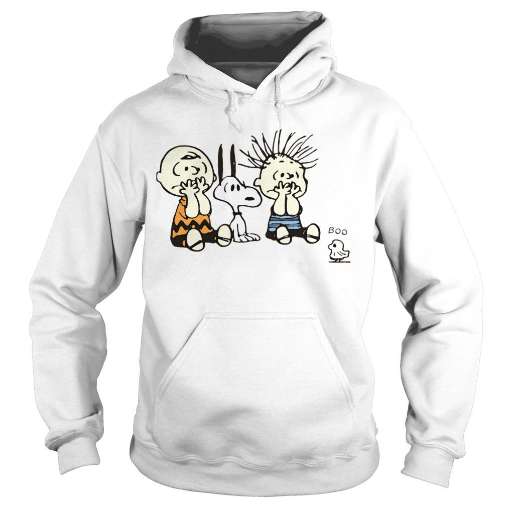 The Peanuts Snoopy Boo Hoodie