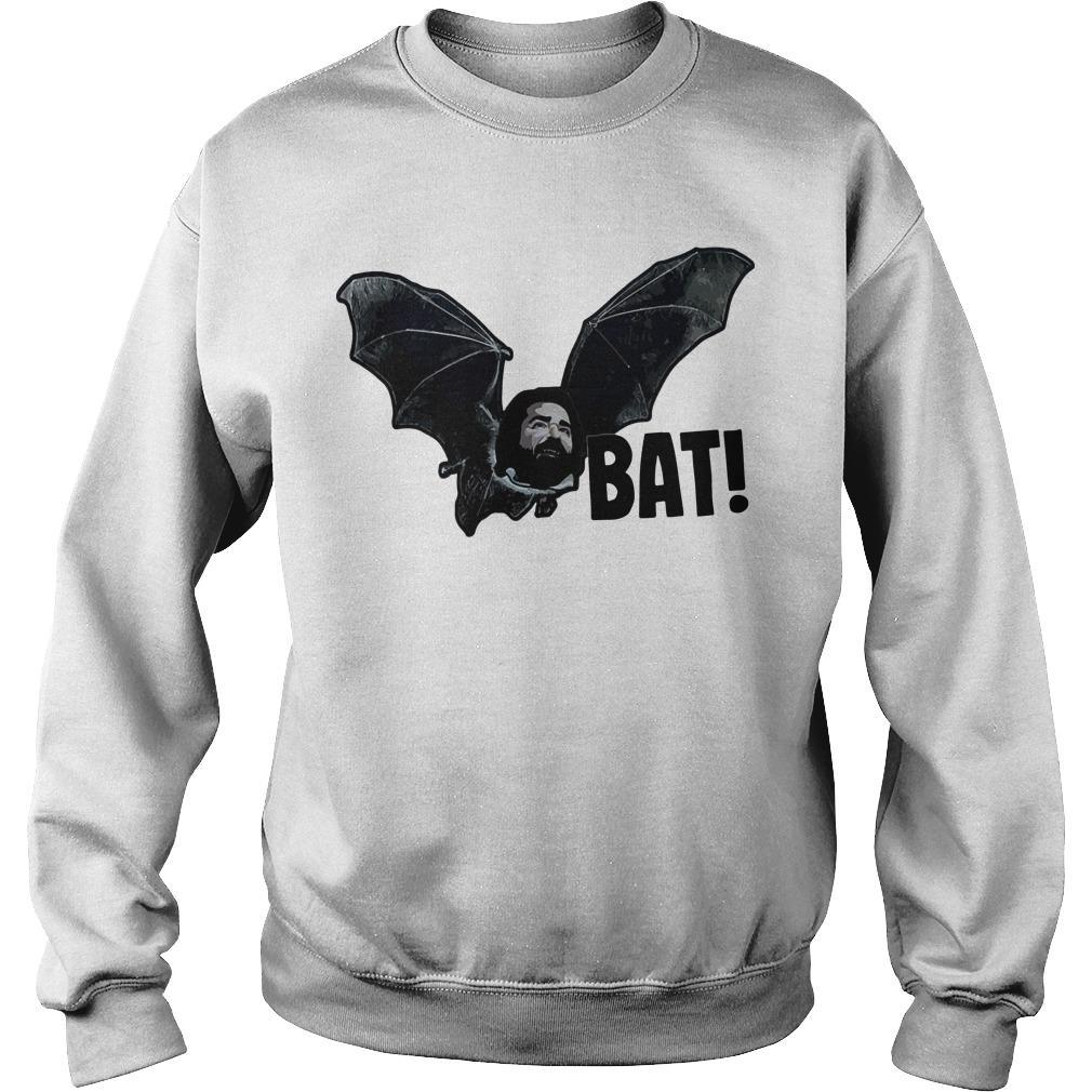 Vampire Bat Sweater