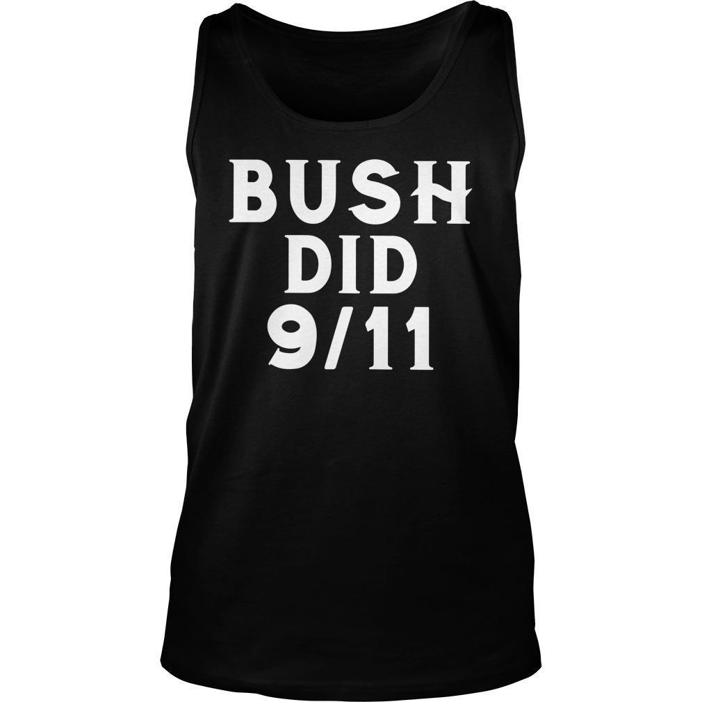 Bush Did 911 Tank Top