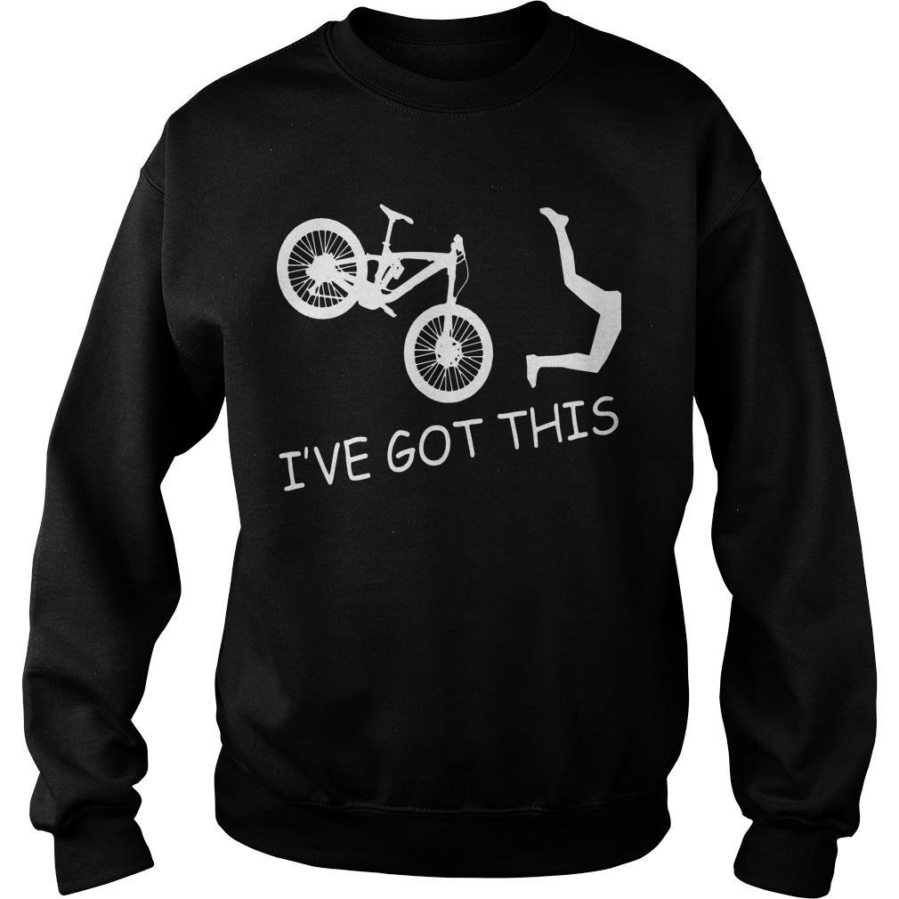 Crash I've Got This Sweater