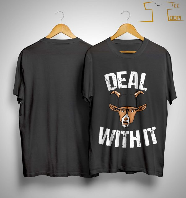 Deal With It Free Joe Kelly T Shirt