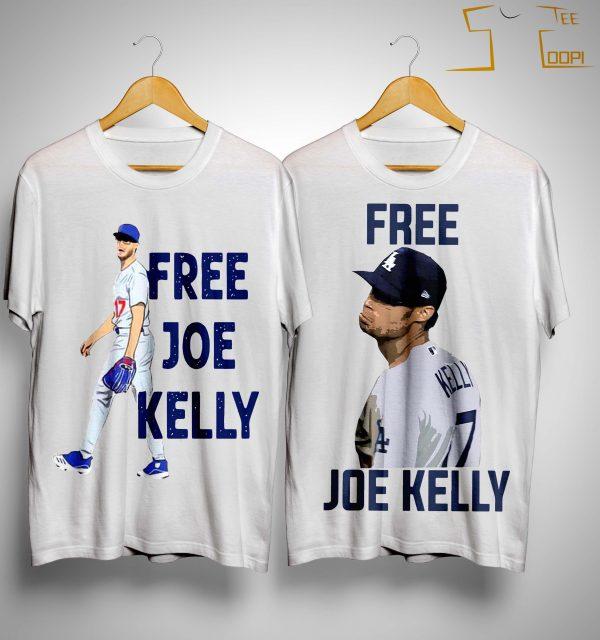 Free Joe Kelly T Shirt