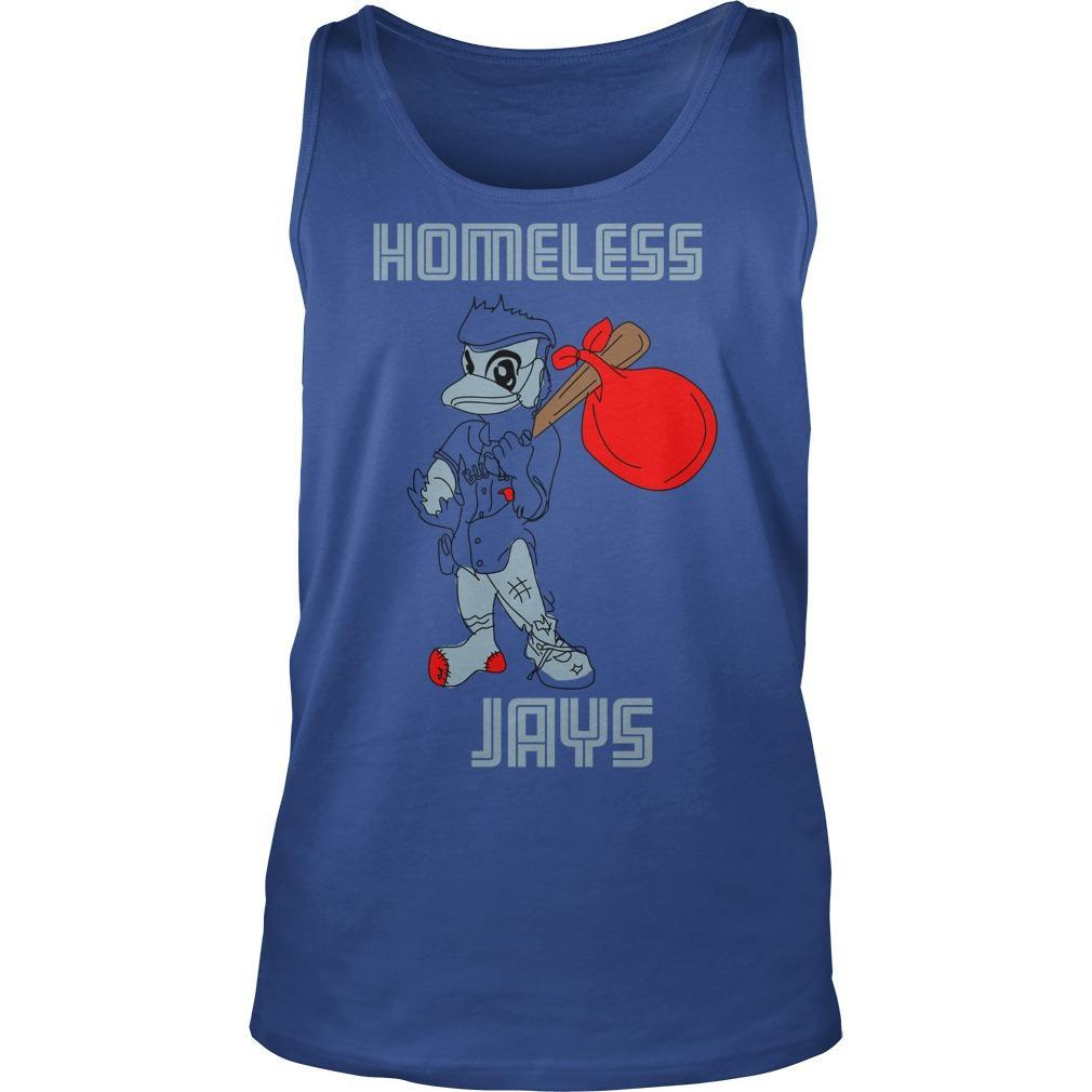 Homeless Jays Tank Top