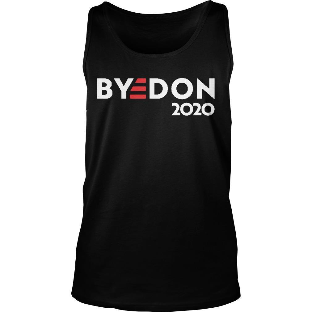 Joe Biden Byedon 2020 Tank Top