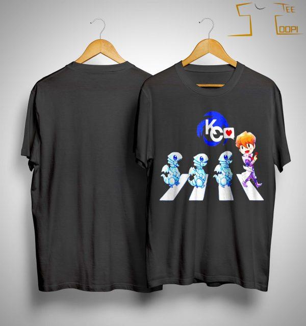 Kaiba Corporation Kaiba Corp Abbey Road Shirt