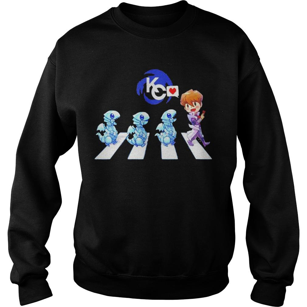 Kaiba Corporation Kaiba Corp Abbey Road Sweater