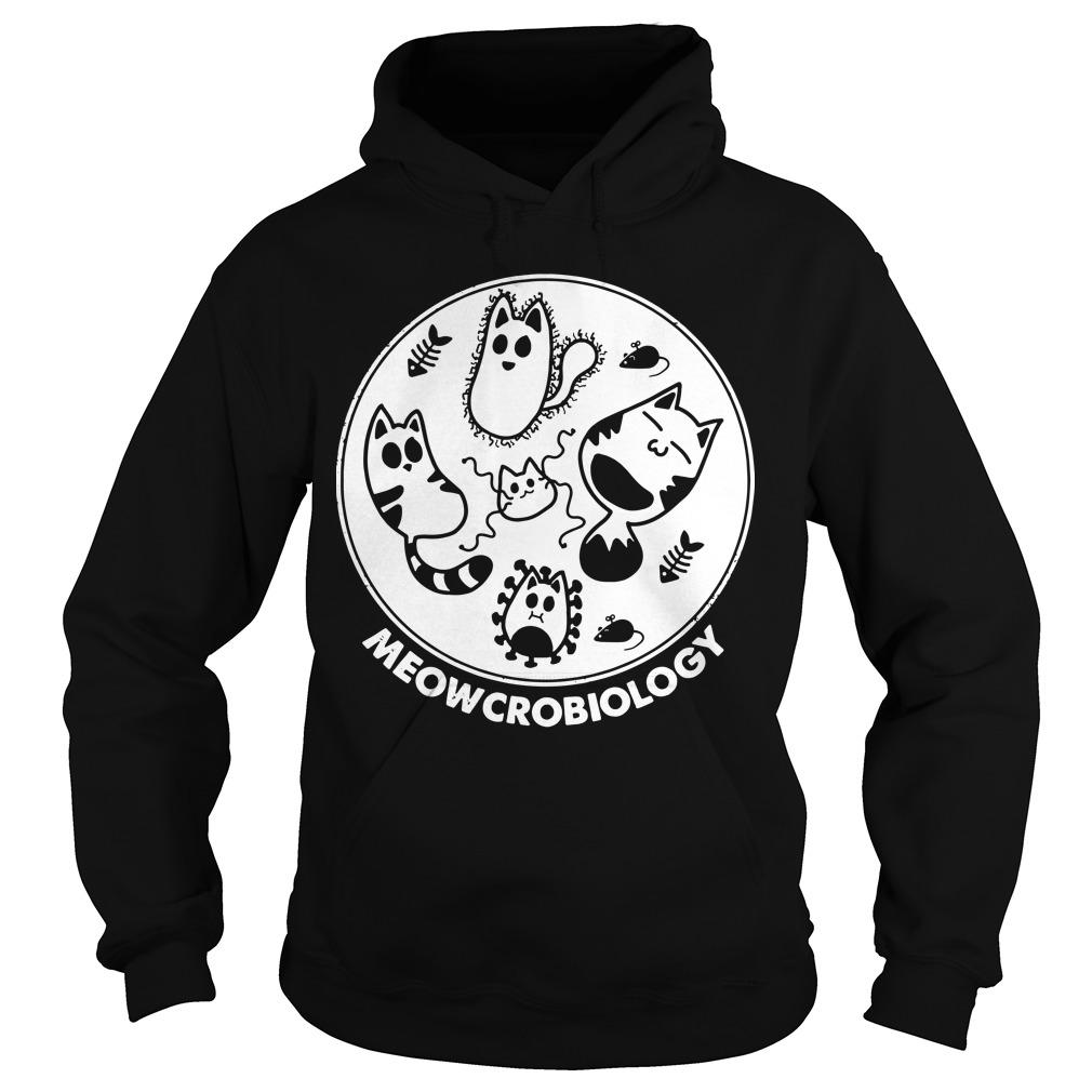 Meowcrobiology Hoodie