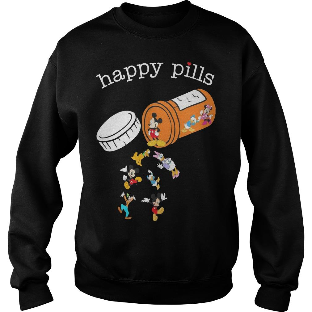Mickey Mouse Happy Pills Sweater