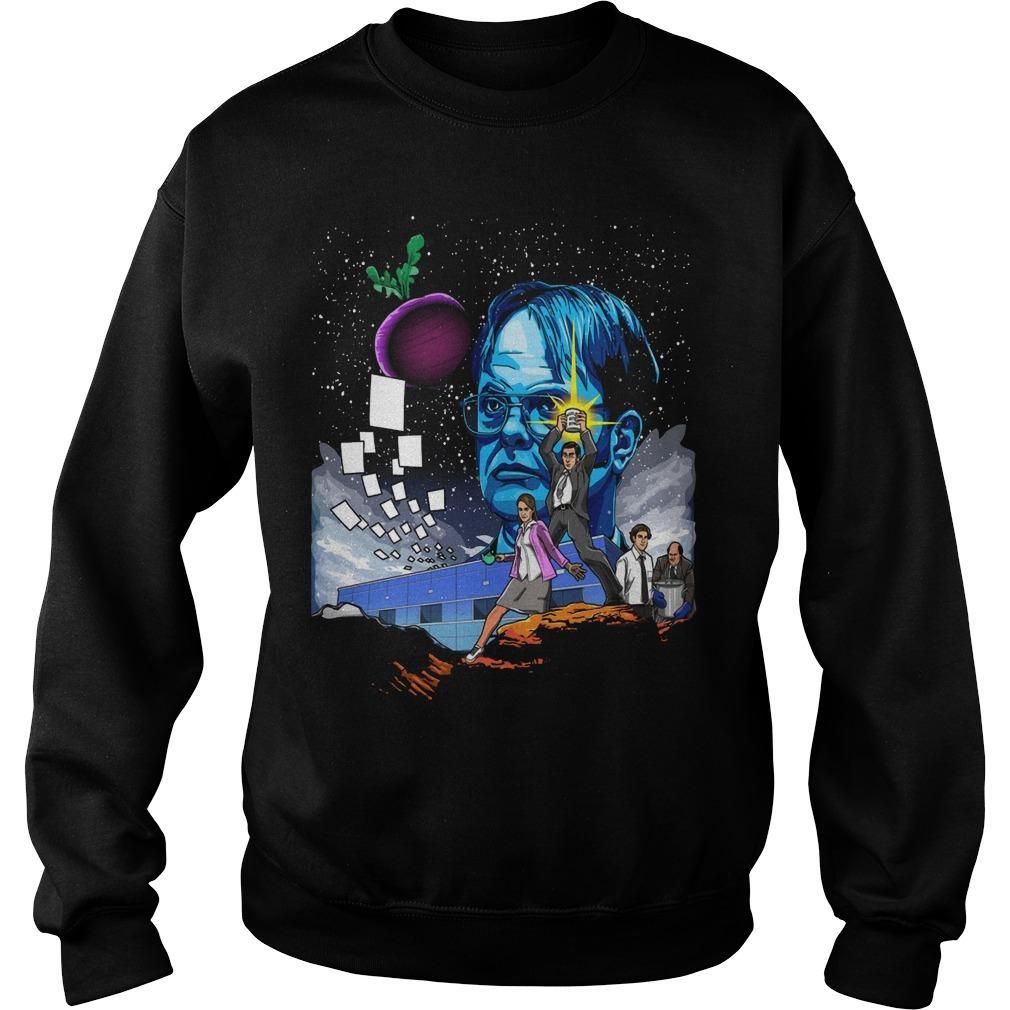 Star Wars Office Wars Sweater