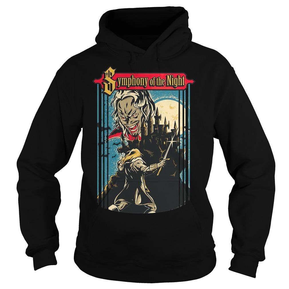 Symphony Of The Night Hoodie