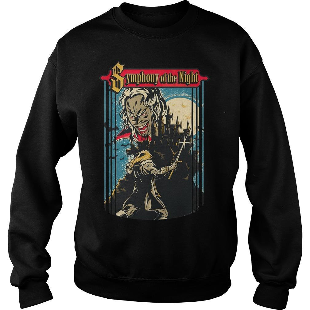 Symphony Of The Night Sweater