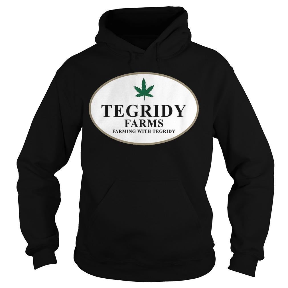 100 Hemp Tegridy Farms Hoodie