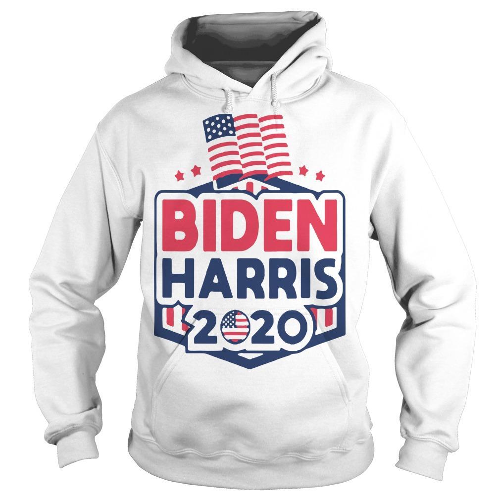Biden Harris Harris 2020 Hoodie