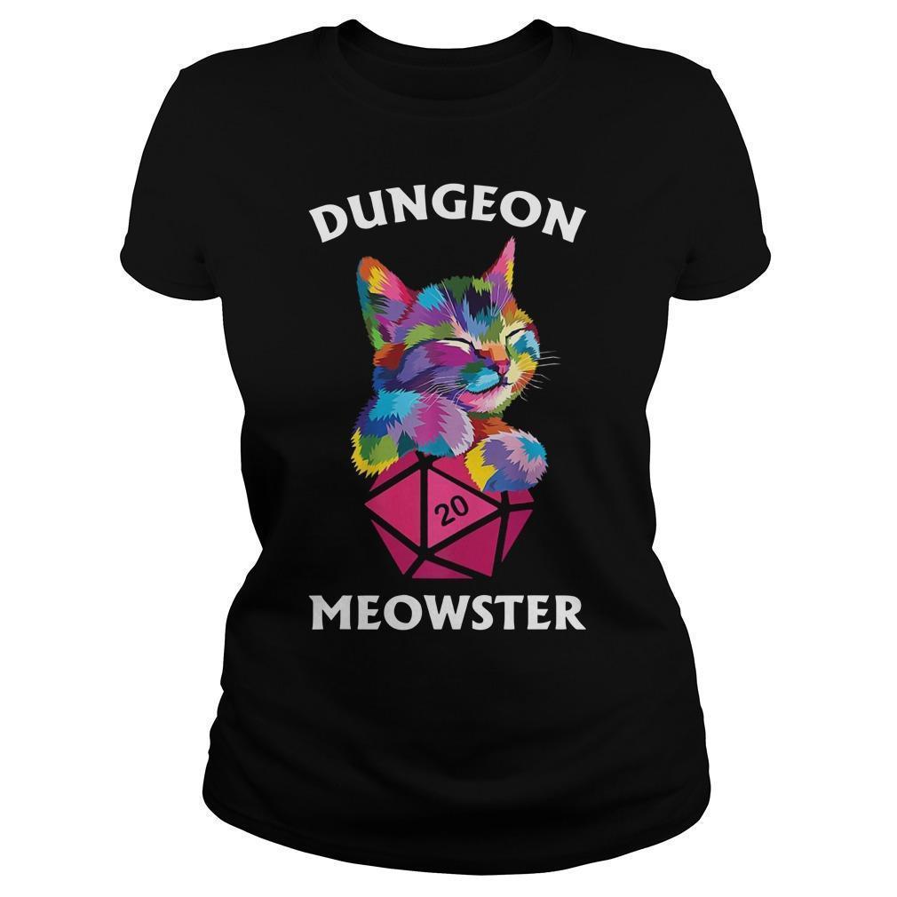 Cat Dungeon Meowster Longsleeve