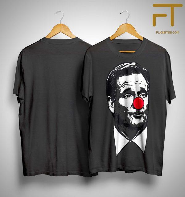 Chiefs Security Roger Goodell Clown Shirt