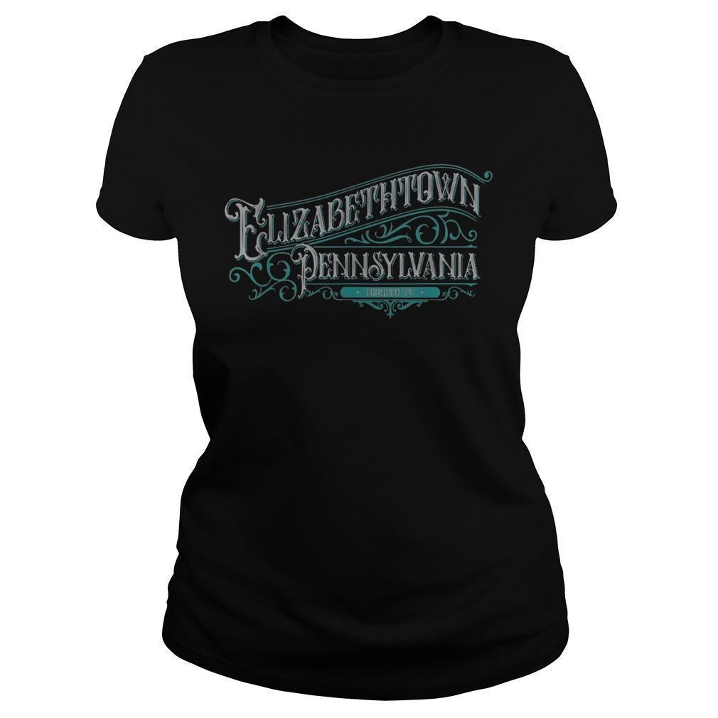 Elizabethtown Pennsylvania Longsleeve