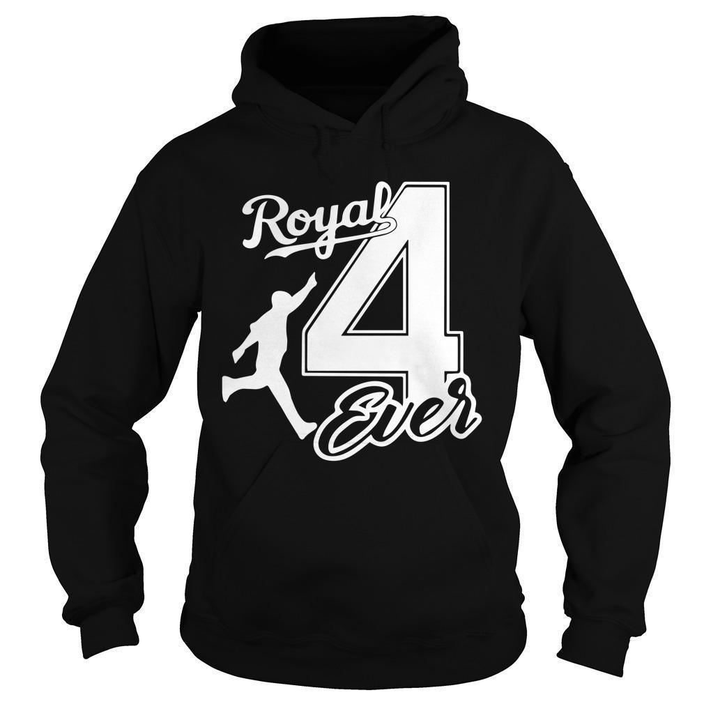 Kansas City Royal 4 Ever Hoodie