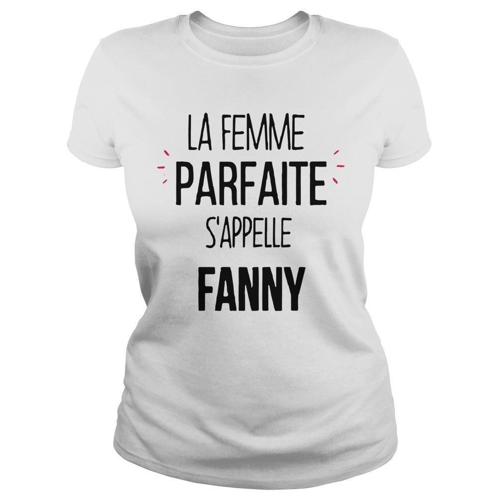 La Femme Parfaite S'appelle Fanny Longsleeve