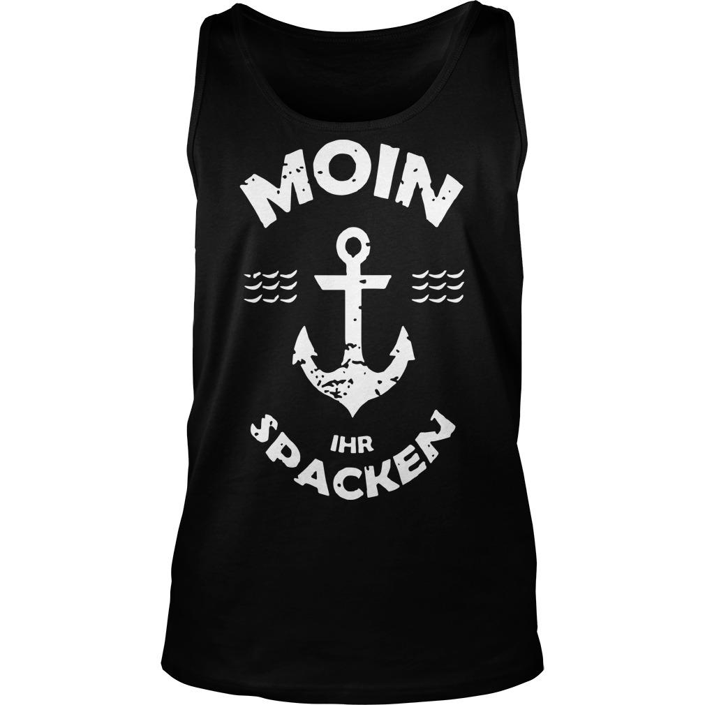 Moin Ihr Spacken Tank Top