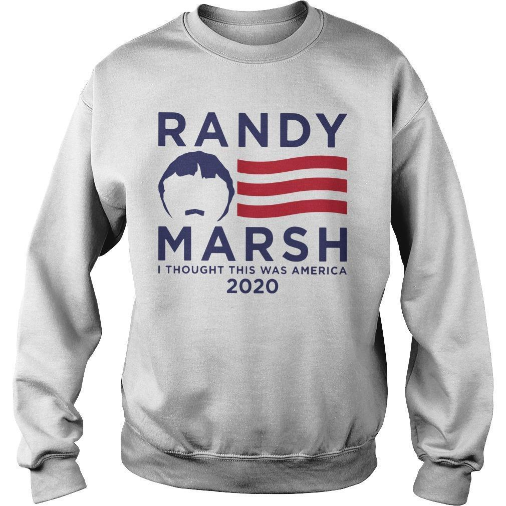 Randy Marsh I Thought This Was America 2020 Sweater
