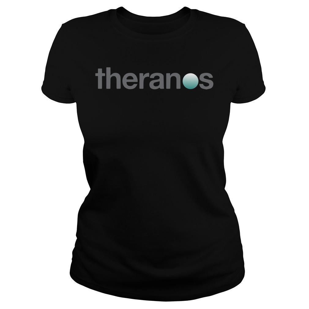 Theranos Tank Top
