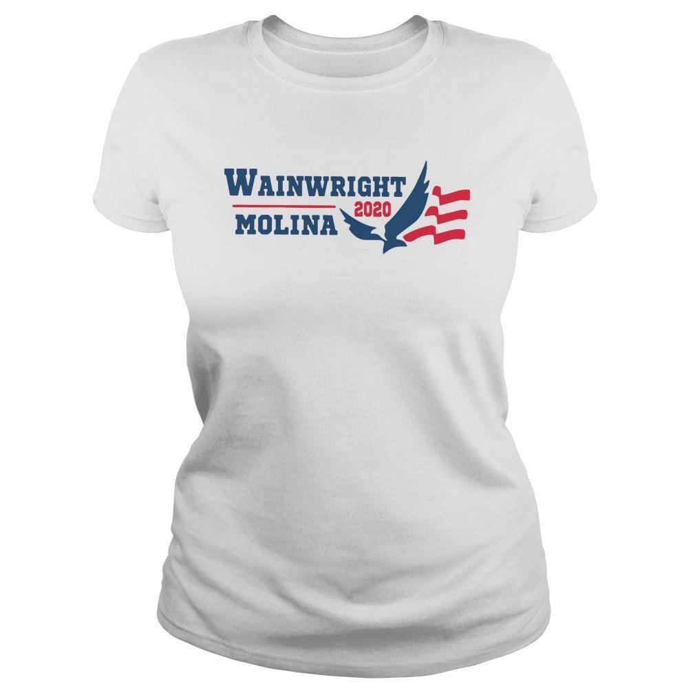 Wainwright Molina 2020 Tee Longsleeve