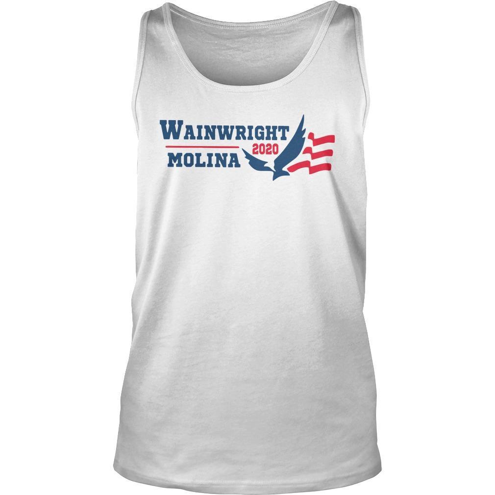 Wainwright Molina 2020 Tee Tank Top