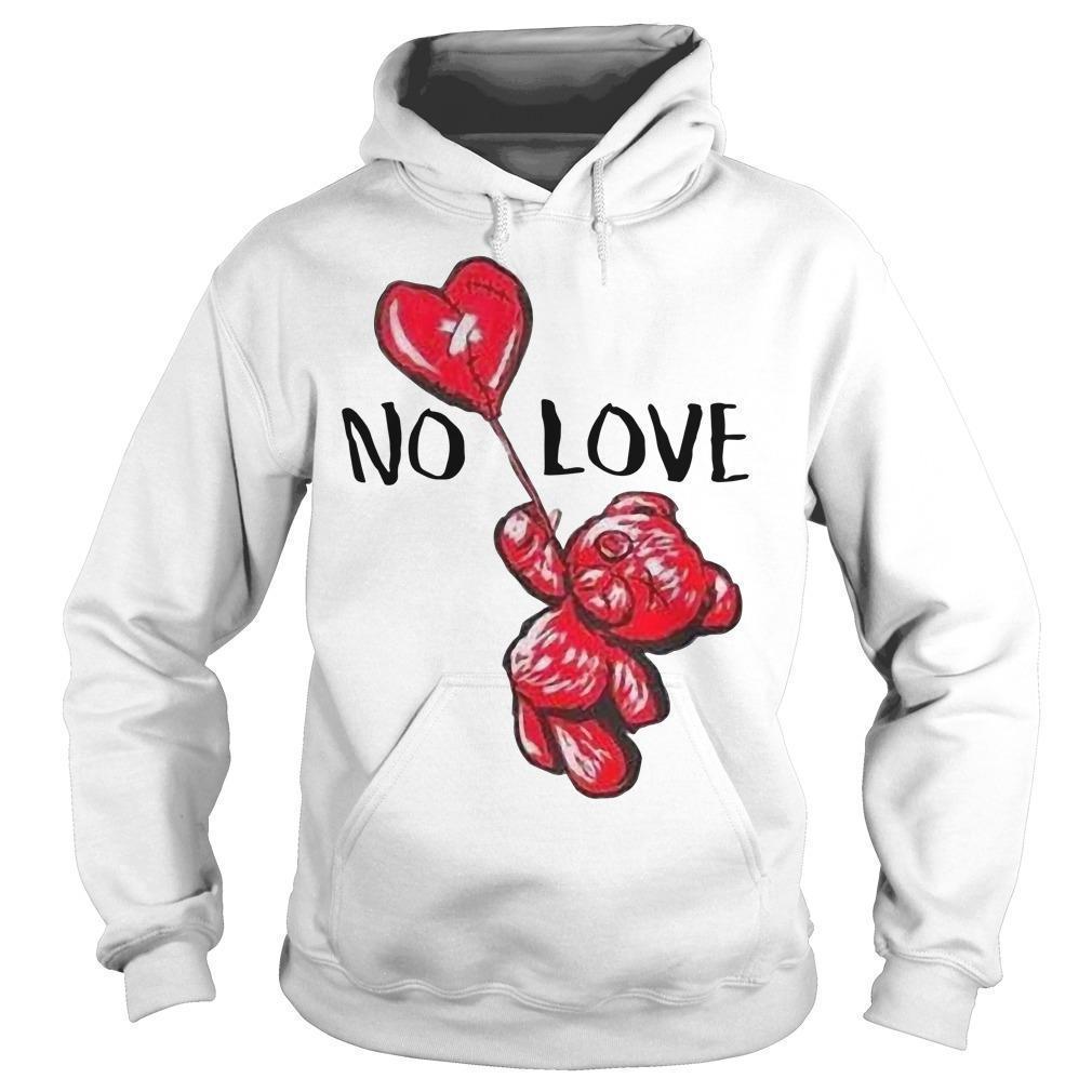 Bear No Love Hoodie