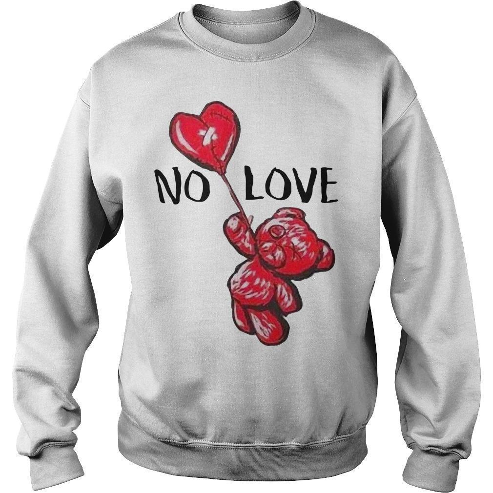 Bear No Love Sweater