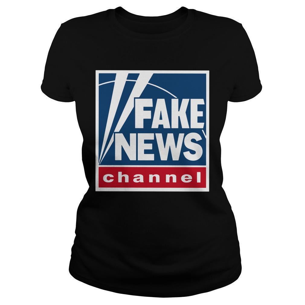 Fake News Channel Longsleeve