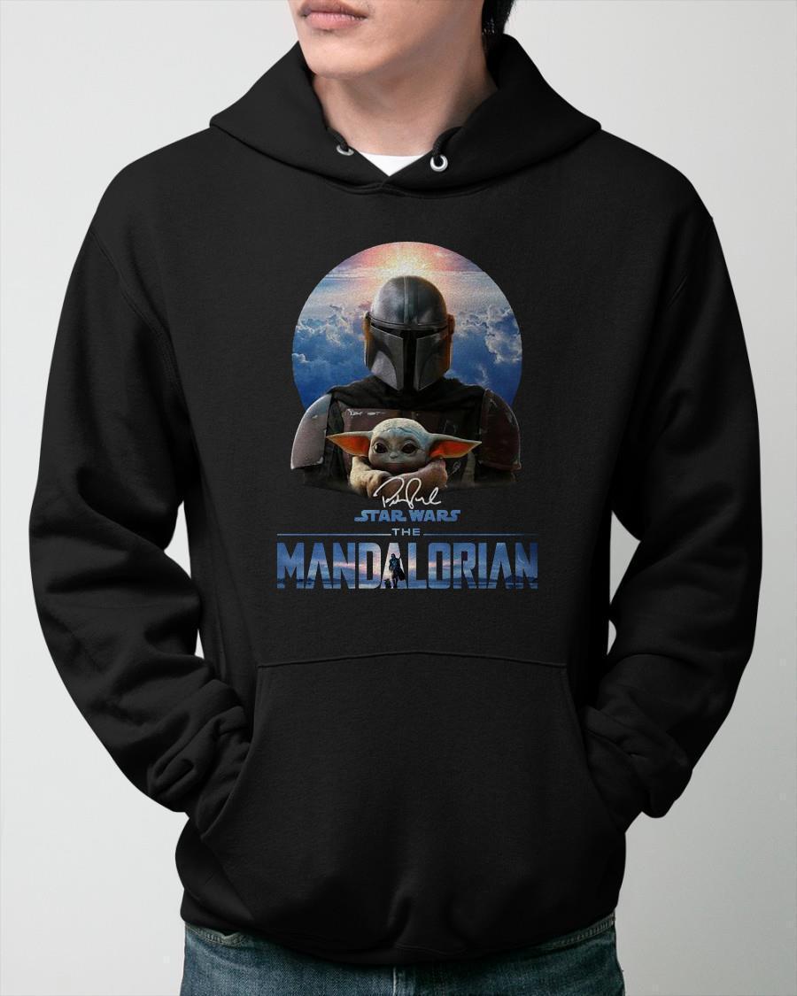 Baby Yoda Star Wars The Mandalorian Hoodie