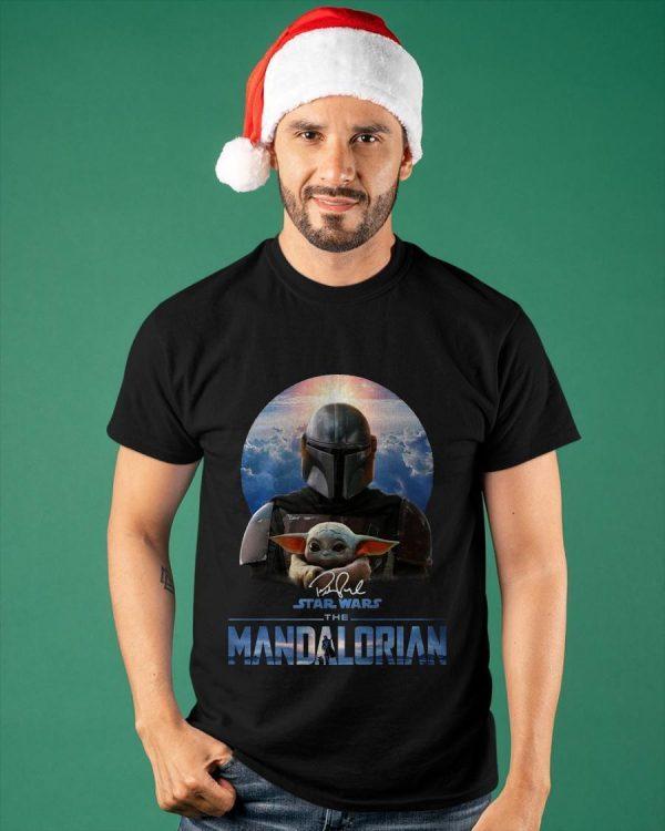 Baby Yoda Star Wars The Mandalorian Shirt
