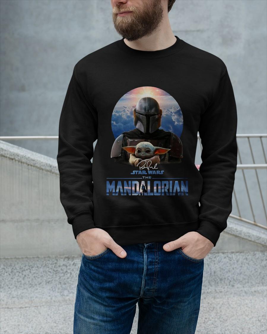Baby Yoda Star Wars The Mandalorian Sweater