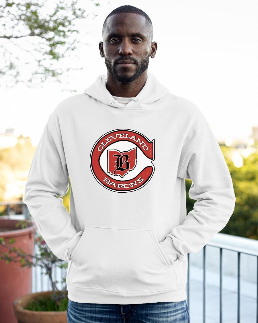 Cleveland Barons Hoodie
