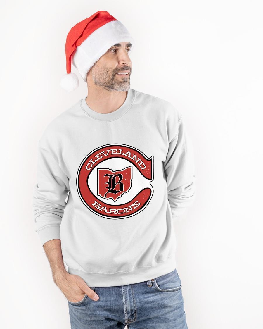 Cleveland Barons Sweater