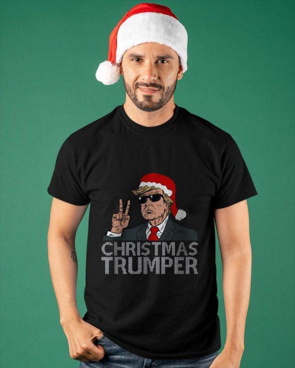 Donald Trump Christmas Trumper Shirt