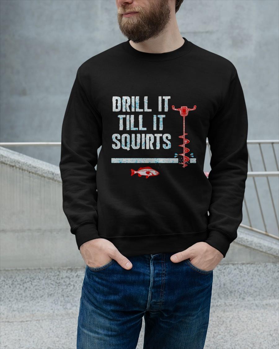 Drill Till It Squirts Tank Top