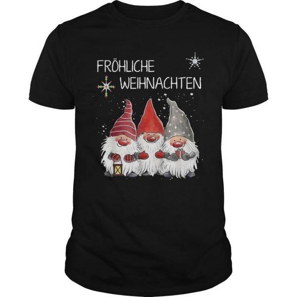 Fröhliche Weihnachten Shirt
