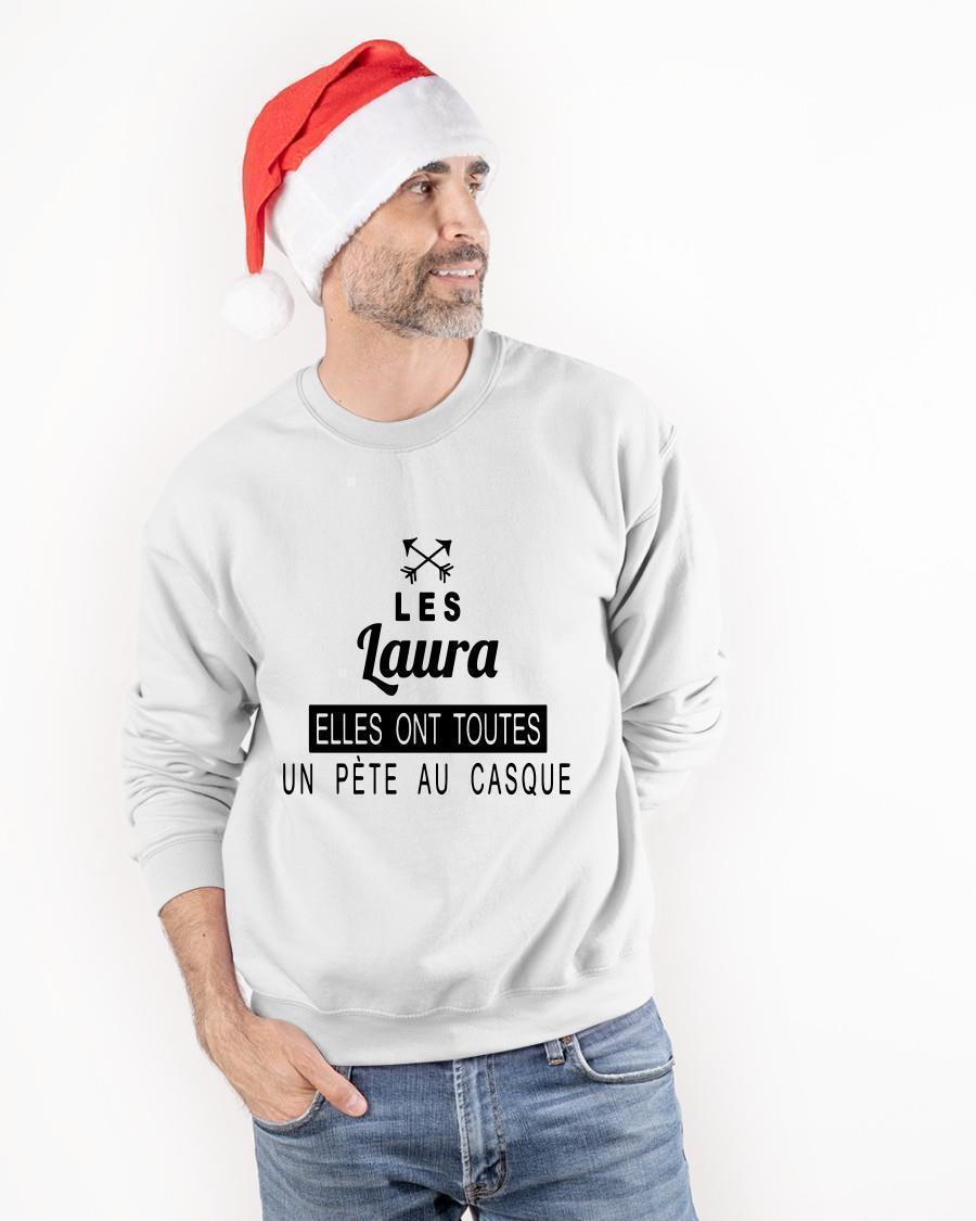 Les Laura Elles Ont Toutes Un Pète Au Casque Sweater