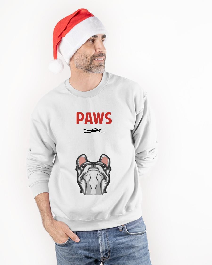 Pug And Paws Sweater