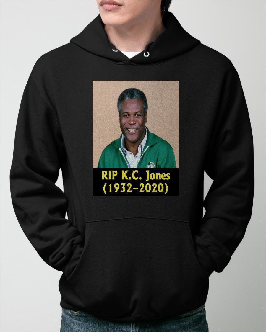The Legend Kc Jones 1932 2020 Hoodie